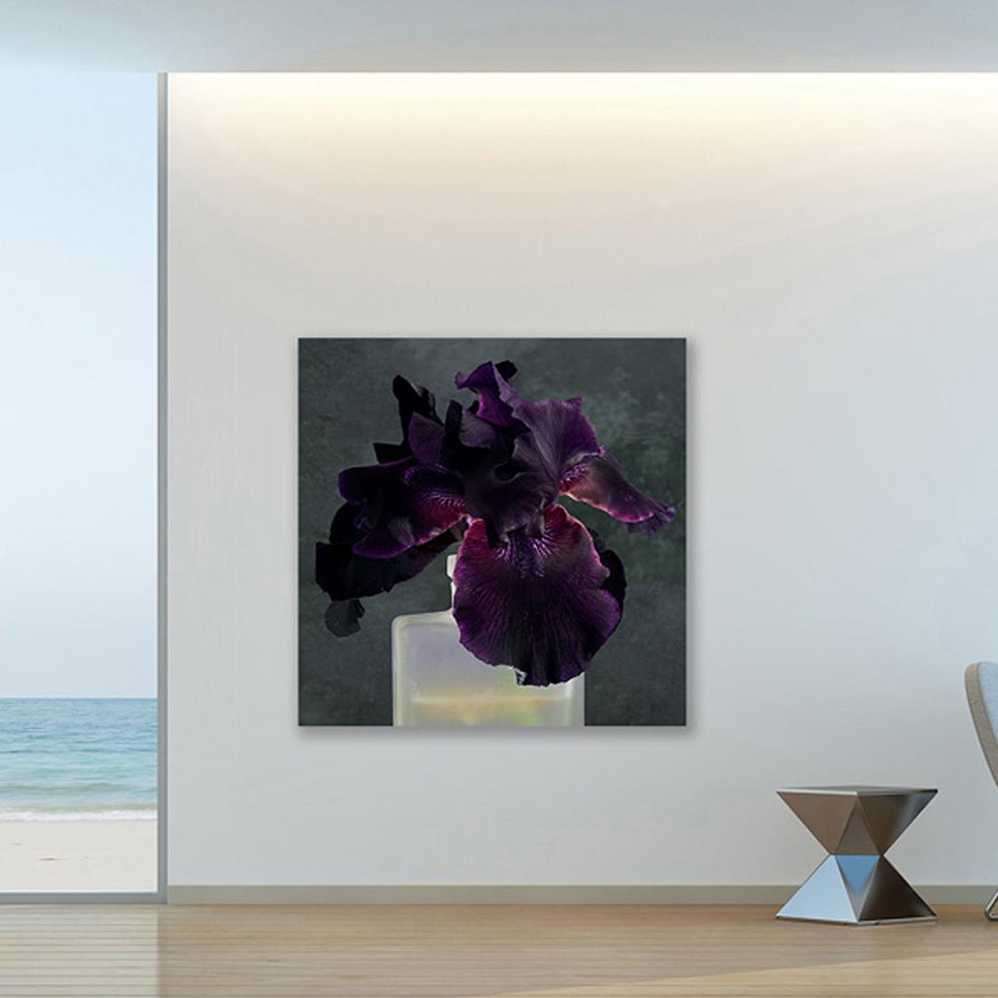Flower-Purple-Iris-2-2017-installation