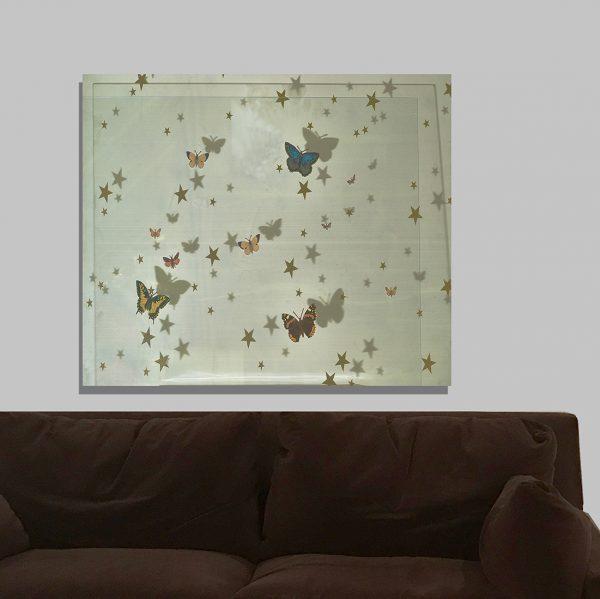 Shadow Glass 3, 2017 installation